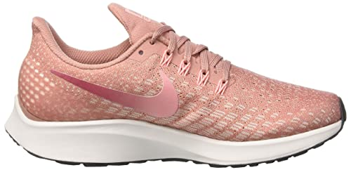 reputable site 2906b fccdf Amazon.com   Nike Women s Air Zoom Pegasus 35 Running Shoes Rust Pink Guava  Ice Pink Tint Tropical Pink, 9.5 UK   Road Running