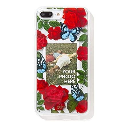 Amazon.com: Funda de piel para iPhone 8 Plus, 7 Plus, 6 Plus ...