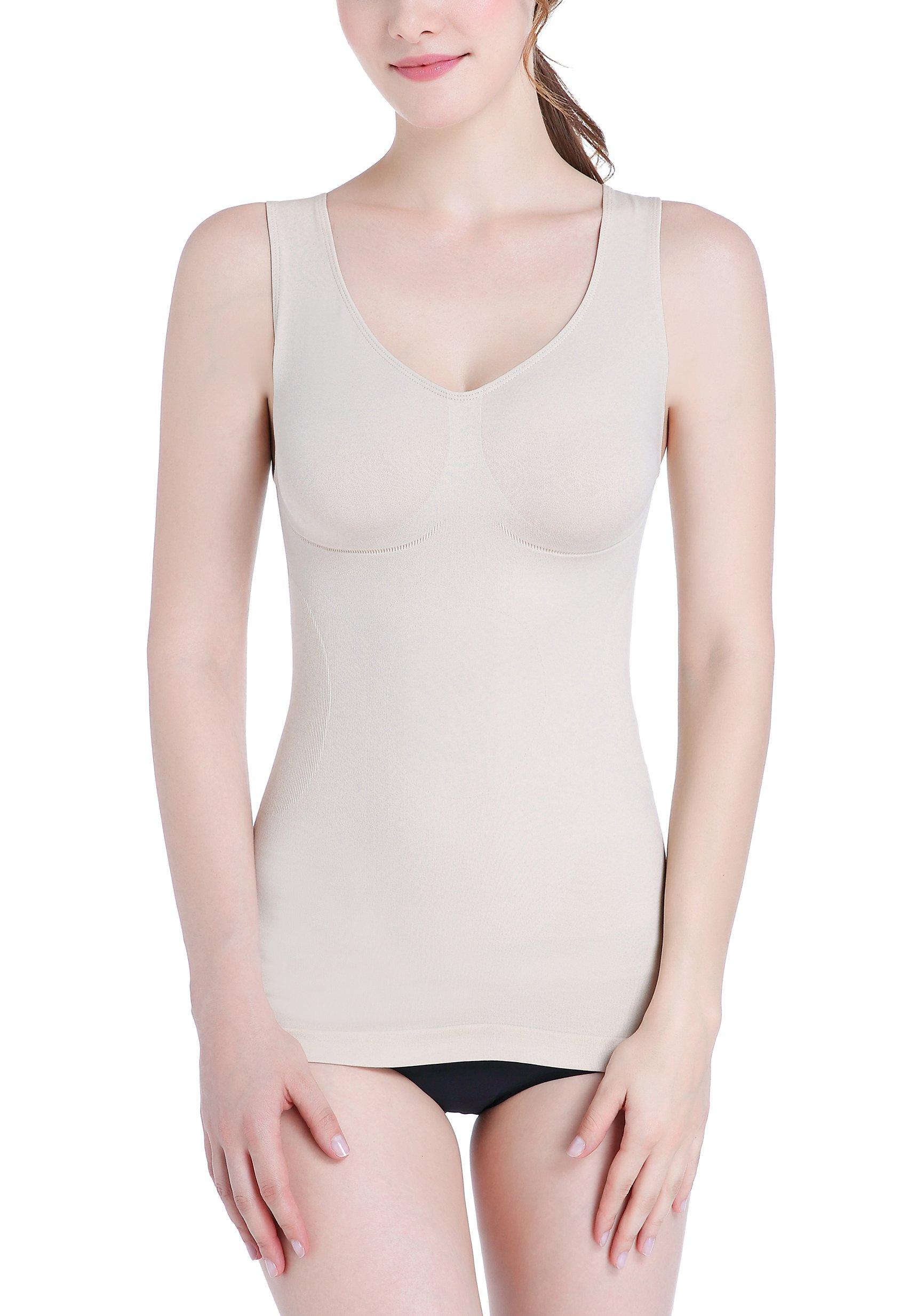 5fd0d9e49dd Best Rated in Women s Shapewear Tops   Helpful Customer Reviews ...