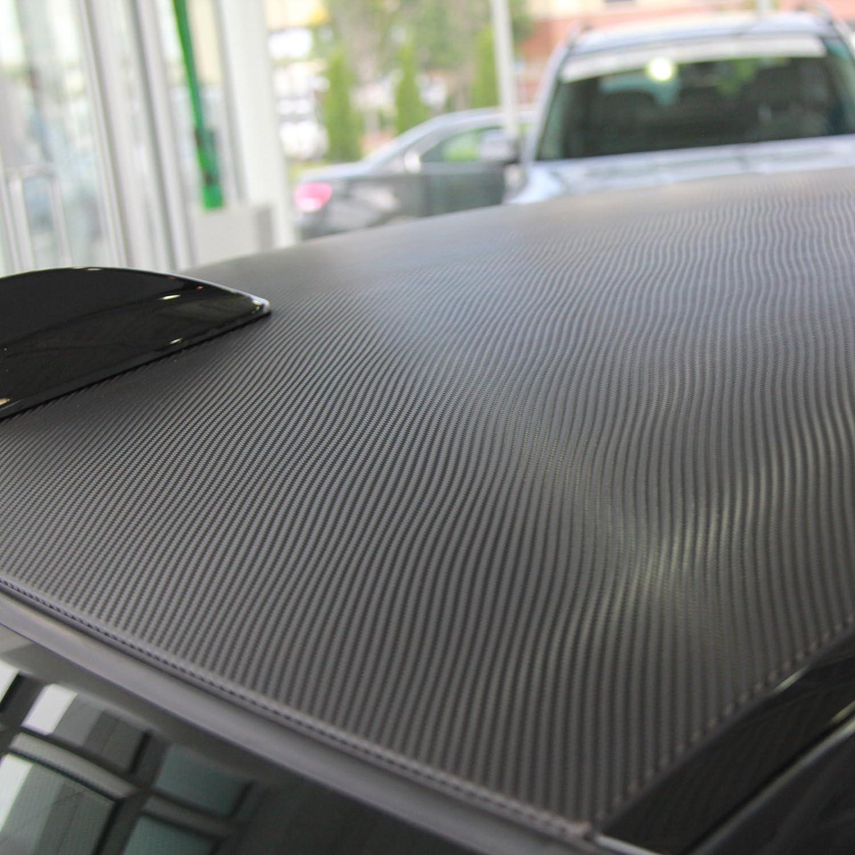SimCarbon 3D Carbon Fiber Vinyl Film Wrap-BLACK 24 x 60 Sheet