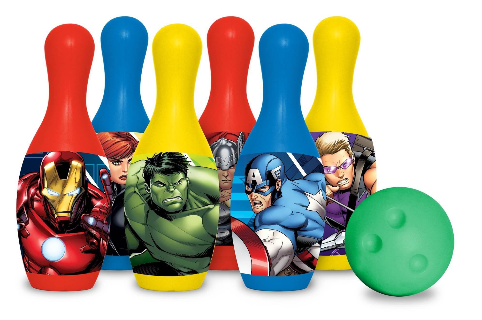 Hedstrom Avengers Bowling Set