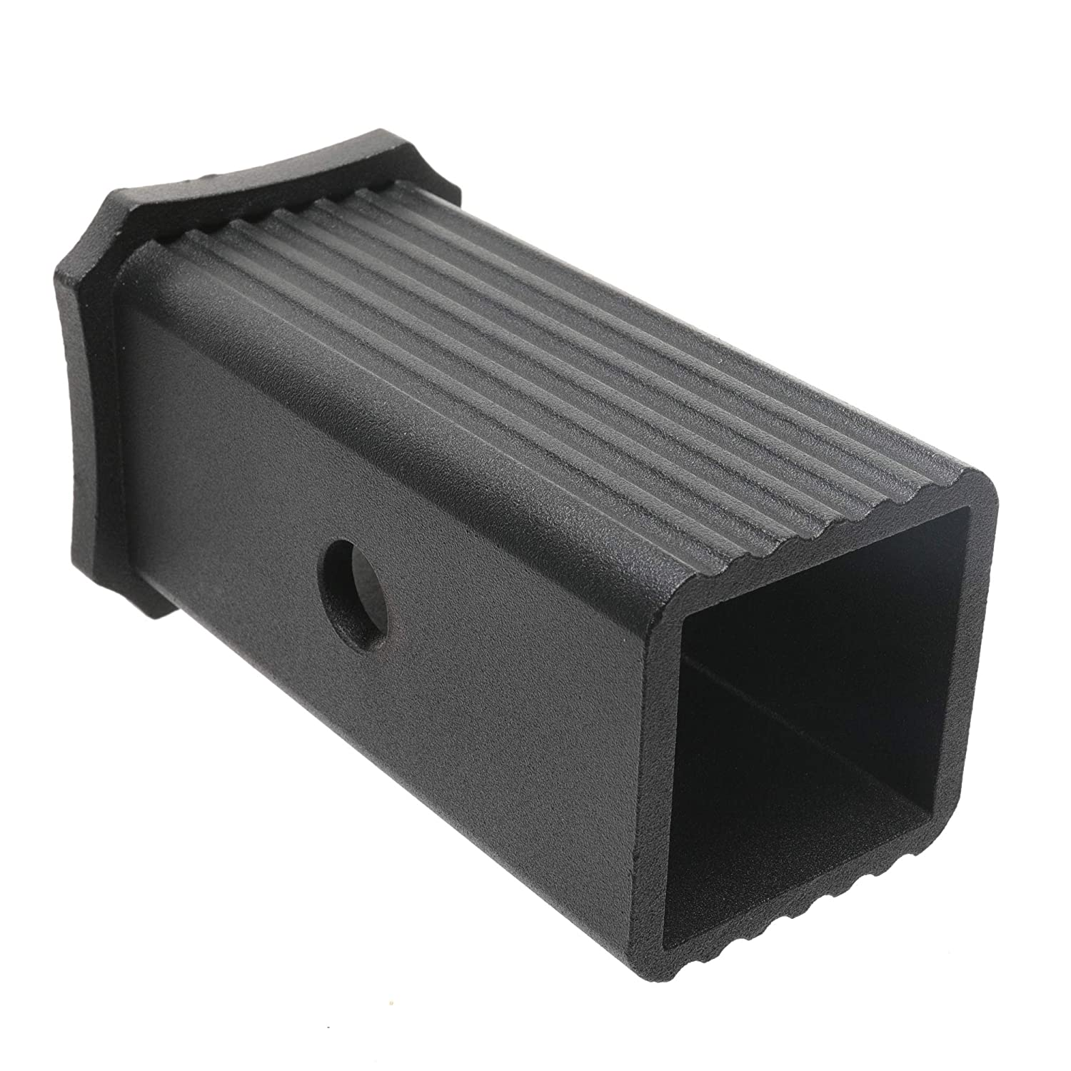 2-1//2 to 2 DEF 2-1//2 to 2 Insert Sleeve Mount Adapter for Standard 2-1//2 Square Receiver Hitch Billet Aluminum