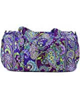 Vera Bradley Women's Large Duffel Heather Duffel Bag