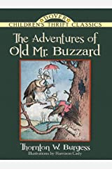 The Adventures of Old Mr. Buzzard (Dover Children's Classics) Kindle Edition