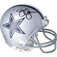 $159 » Jimmy Johnson Dallas Cowboys Autographed Riddell Mini Helmet - Fanatics Authentic Certified - Autographed NFL Mini Helmets
