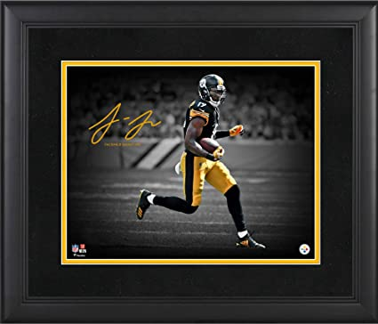 a0baee16aef Image Unavailable. Image not available for. Color: Juju Smith-Schuster  Pittsburgh Steelers ...