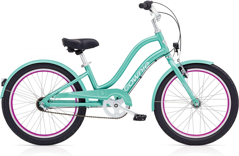 Electra Townie – 3i EQ 20 pulgadas bicicleta infantil 3 marchas ...