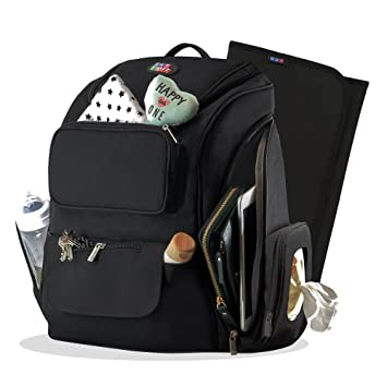 Amazon.com : Large Diaper Bag Backpack for