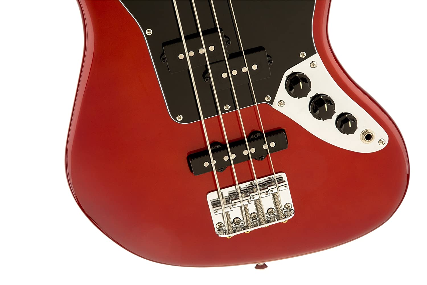 My eb bass squier vintage modified jazz bass - Squier Vintage Modified Jaguar Ss Car Electric Bass Guitar Amazon Co Uk Musical Instruments
