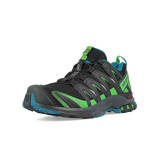 ae83b61709d8 Salomon Men s Xa Pro 3D Trail Running Shoes  Amazon.co.uk  Shoes   Bags
