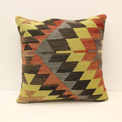 50cmx50cm pillow home decor CODE K330 cojin White and Blue 20x20/'/' kilim pillow sofa throw hemp pillow case decorative pillows