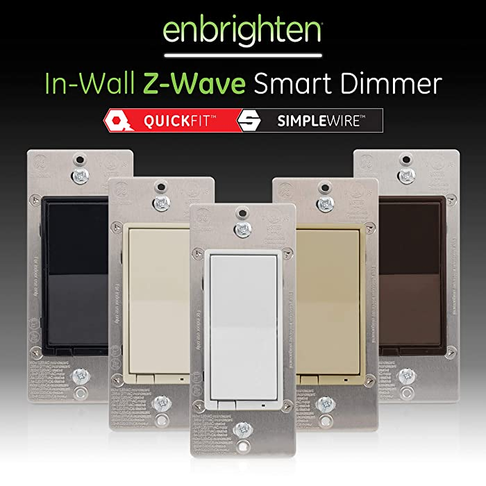 Top 9 Ge 3Way Dimmer Zwave