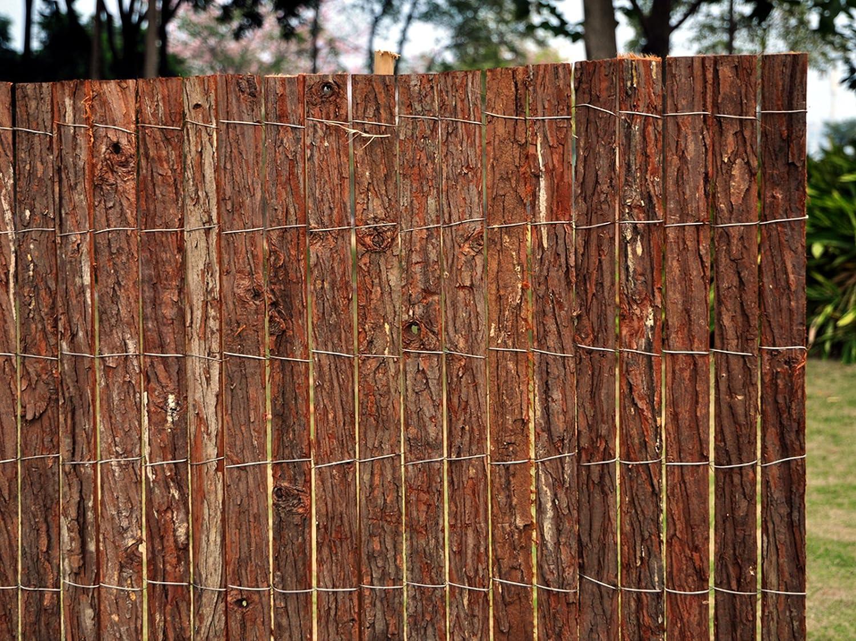 BOOGARDI Rindenmatte · Viele Größen 90 x 300 cm