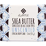 Alaffia, Handcrafted Shea Butter, Unscented, 2.0 oz (59 ml) by Alaffia