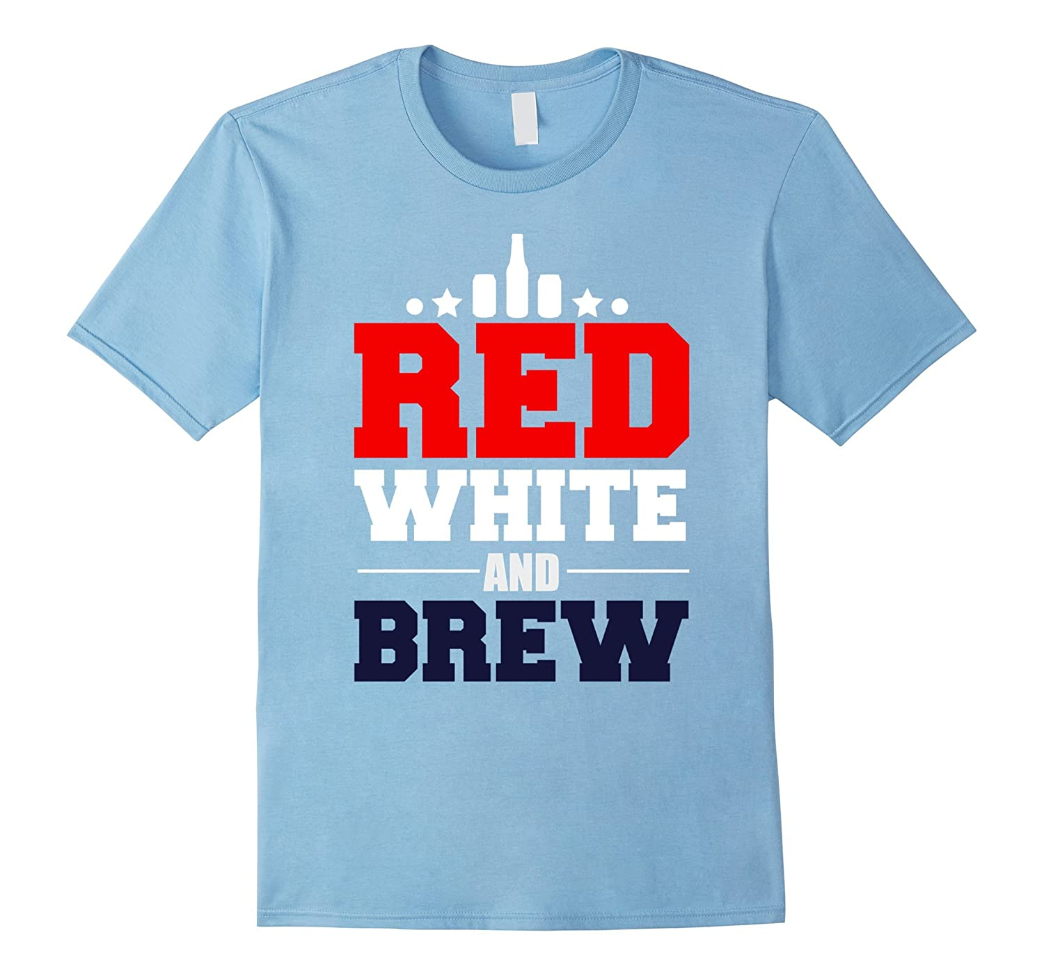 Red White And Brew T-Shirt-TD – Teedep - photo#11