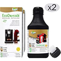 EcoDescalk Ecológico Concentrado (2x9 Descalcificaciones). Descalcificador 100% Natural.