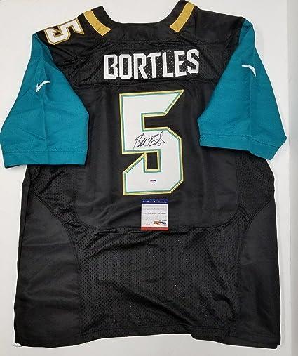online retailer 7cd02 63b61 Blake Bortles Signed Jersey - SZ 56 - PSA/DNA Certified ...