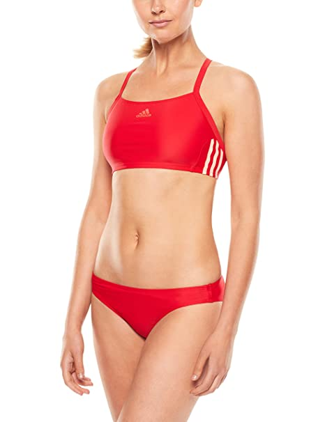 adidas Infinitex EC 3 Stripes 2 Pieces Bikini Set, Donna