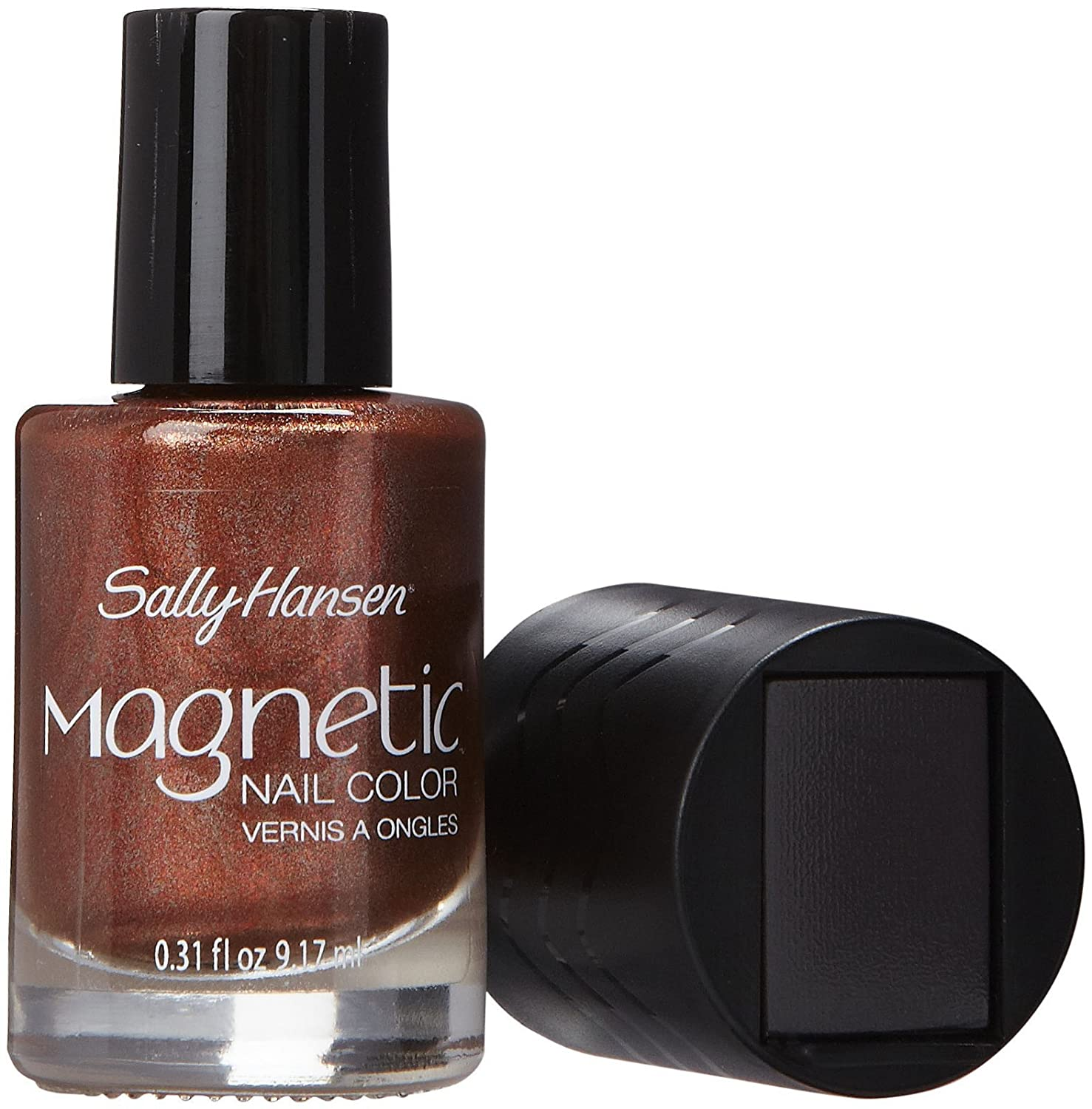 Amazon.com : Sally Hansen Nail Color Magnetic 906 Ionic Indigo ...