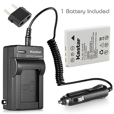 Nueva batería + cargador para Nikon Coolpix P1 P2 S1 S2 S3 S5 S50 ...