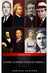 Classic Authors Super Set Series 1: (Shandon Press): Mark Twain, Edgar Allan Poe, , H.P Lovecraft,Robert E. Howard… Kindle Edition