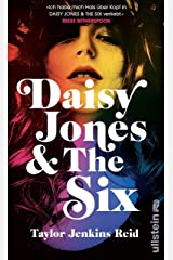 Daisy Jones and The Six: Roman (German Edition) Kindle Edition