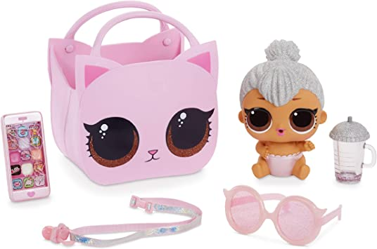 L.O.L. Surprise Ooh La La Baby Surprise- Lil Kitty Queen