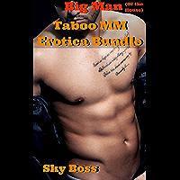 Big Man (of the House): Taboo MM Erotica Bundle (English Edition)