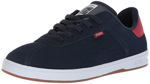 Etnies The Scam, Scarpe da Skateboard Uomo, Nero (Black/White 976), 38 EU