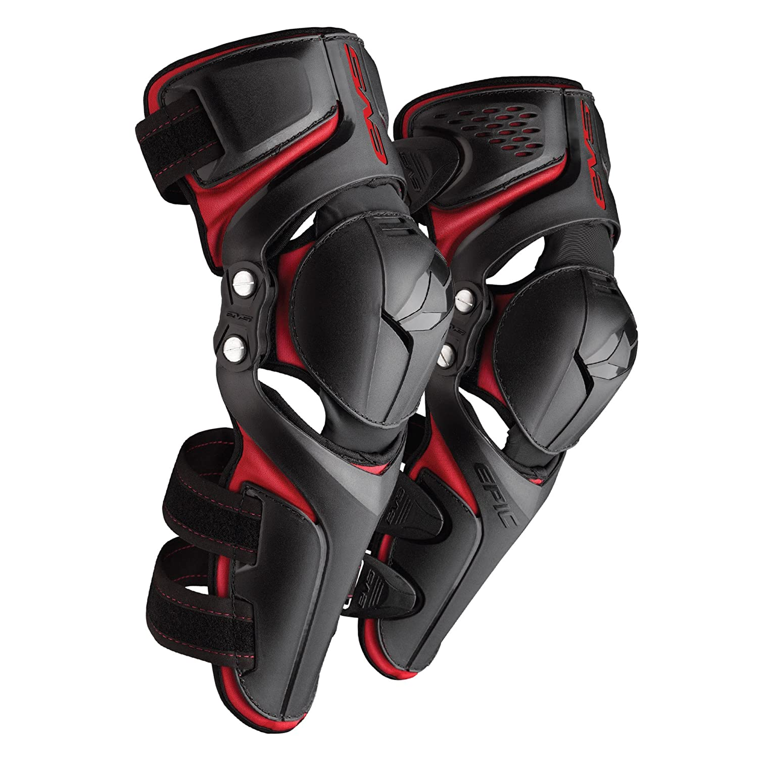EVS Sports Epic Knee Pad (Black, Large/X-Large) EPIC-K-L/XL