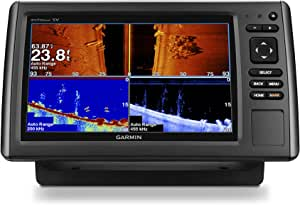 Garmin 010-01578-01 - GPS echoMAP Chirp 92sv WW Sonar con xdcr ...