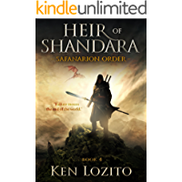 Heir of Shandara: Book Four of the Safanarion Order Series