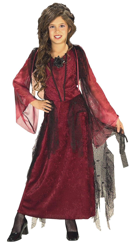 Rubies Deutschland 2 8823 - Disfraz de vampiresa para niña (5 años ...