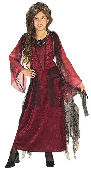 Rubies Deutschland 2 8823 - Disfraz de vampiresa para niña (Talla ...