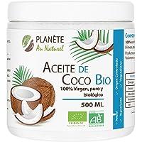 Aceite de Coco Virgen Orgánico - PRENSADO EN