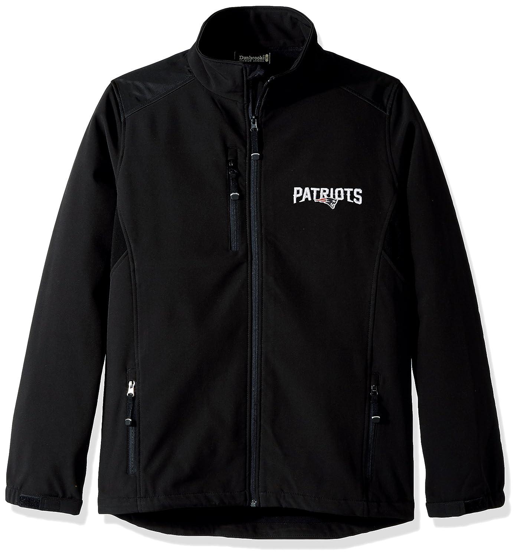 NFL新しいEngland Patriotsメンズソフトシェルジャケット、M、ブラック   B06X9NPNFH