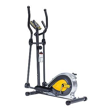 TechFit E400 Cross Trainer, Bicicleta elíptica para el hogar, Máquina de Cardio para Ejercicios