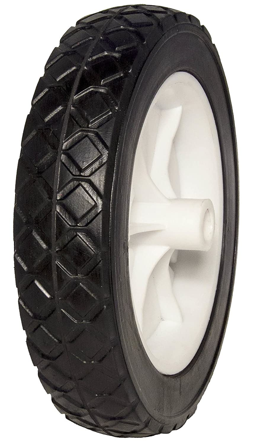 Richelieu F42033 Lawn Amp Garden Wheels 7 In Black White