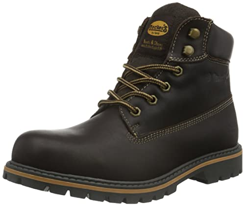 Best Seller Sale Online Mens 35ca001-110300 Ankle Boots Dockers by Gerli Best Price Factory Outlet 100% Guaranteed Online d9JQjiAX