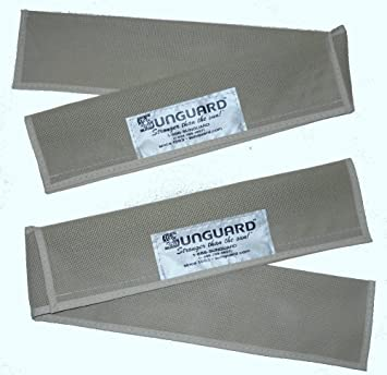 Universal White Set of 2 ADCO 2480 Dupont Tyvek RV Wiper Blade Covers