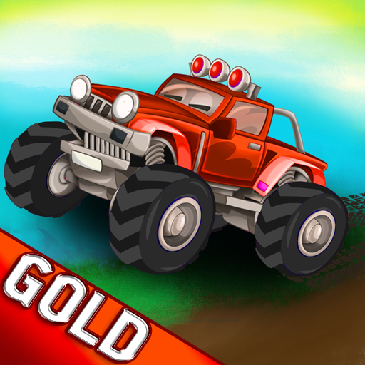 Monster Truck Mania : Dirt Speed Racing - Gold Edition (Best Monster Truck Crashes)