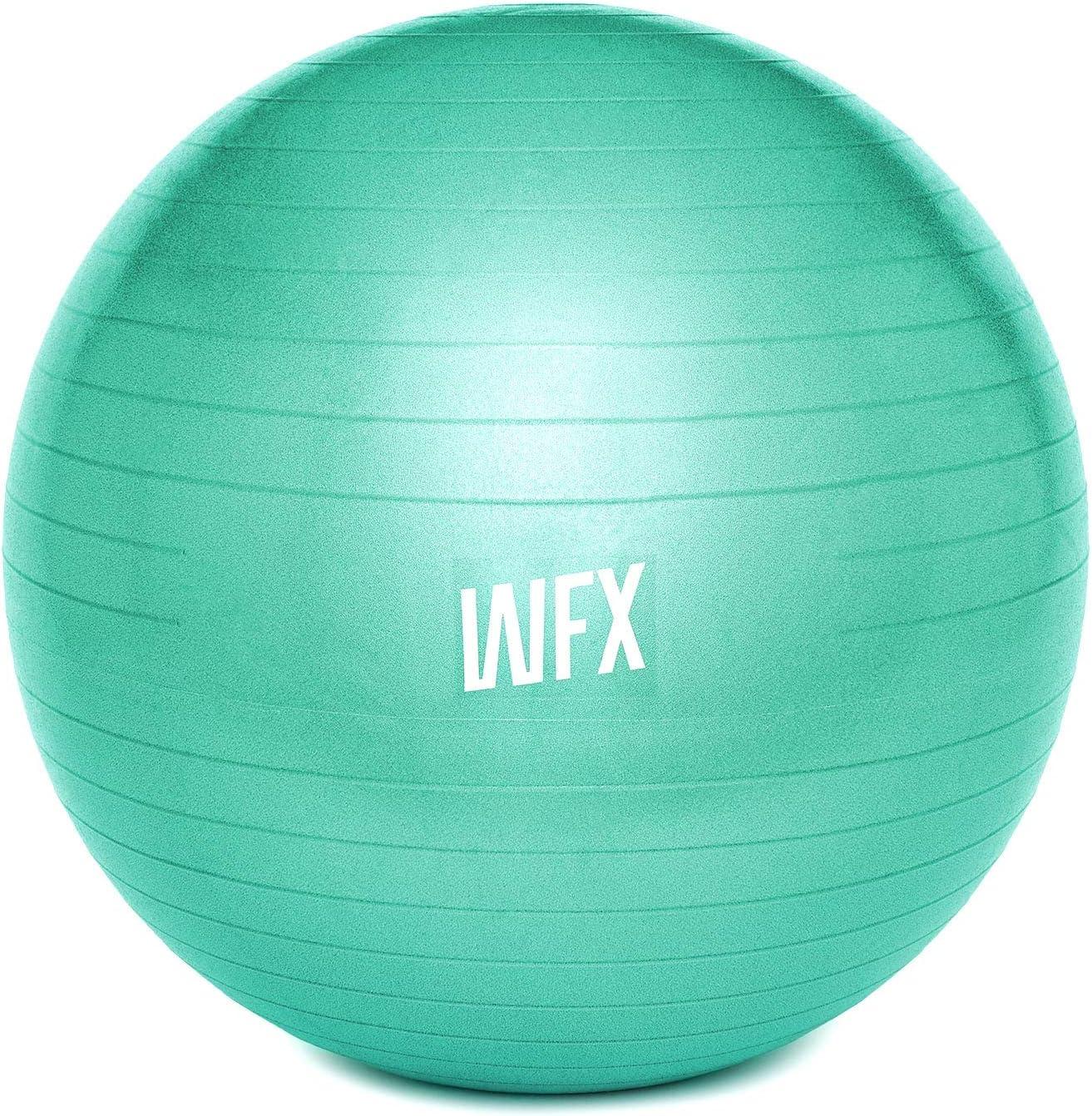 100/% Berstsicher robuster Sitzball #DoYourFitness/® x Joyletics Gymnastikball inkl /& Luftpumpe Fitnessball 85cm B/ürostuhl 150kg Belastbarkeit 55cm 65cm 75cm o
