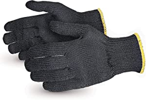 Contender Heavyweight Cut Resistant Glove with Kevlar (1 Pair of Kitchen Heat Resistant Gloves - SBKG/XS) Size X-Small