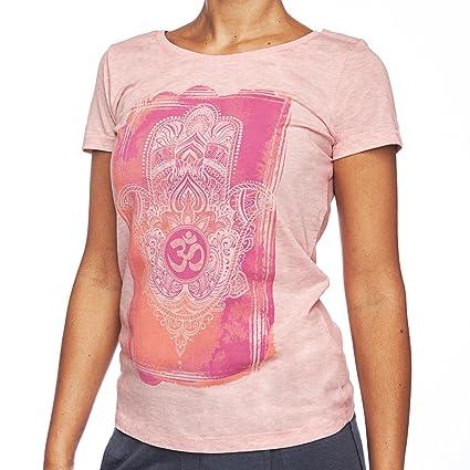 Bodhi Yoga Camiseta Mujer