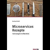 Microservices Rezepte: Technologien im Überblick