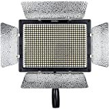 YONGNUO YN600II YN600L II Pro LED Video Light/ LED Studio Light with 3200-5500K Color Temperature and Adjustable Brightness for the SLR Cameras Camcorders