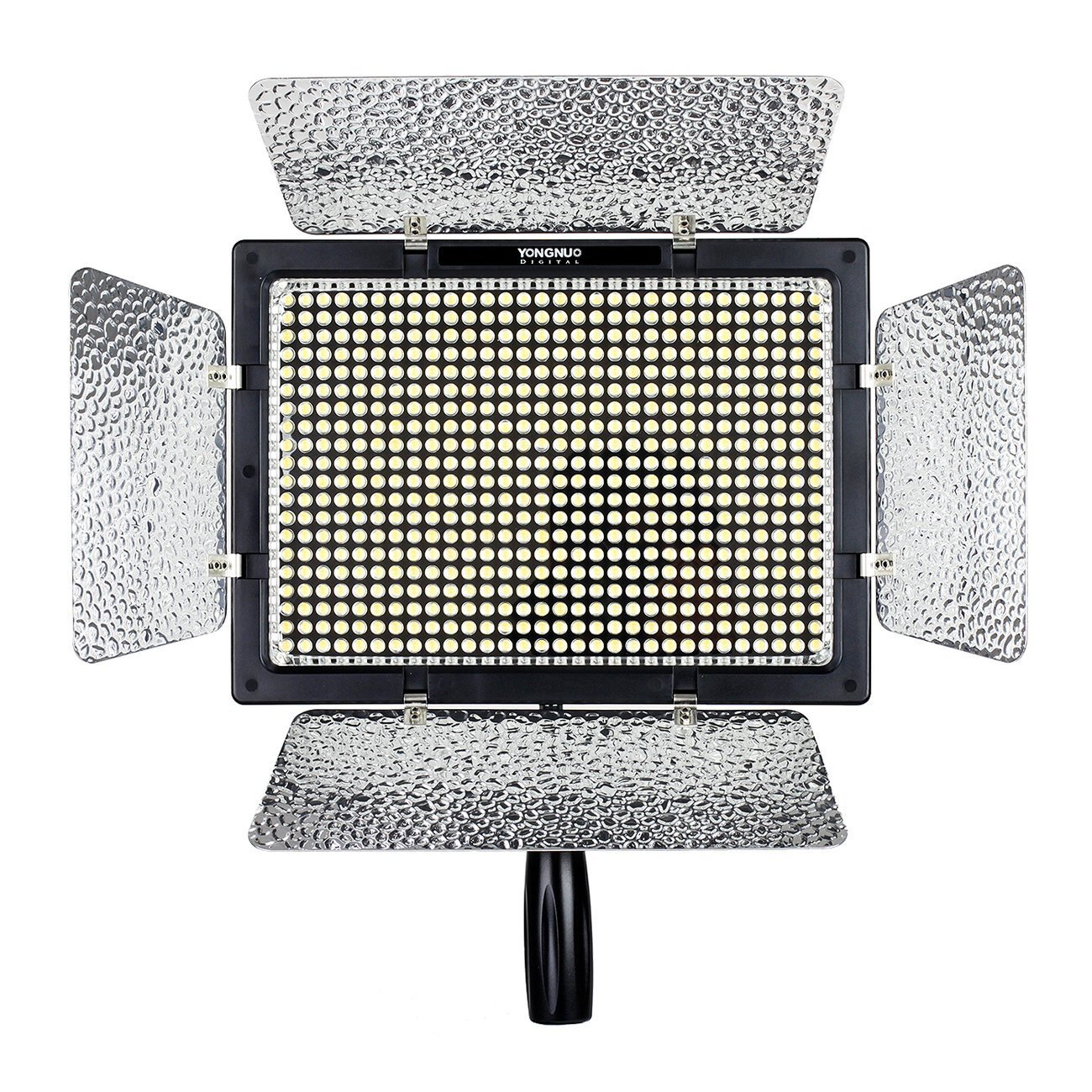 YONGNUO YN600II YN600L II Pro LED Video Light/LED Studio Light with 3200-5500K Color Temperature and Adjustable Brightness for The SLR Cameras Camcorders by YONGNUO