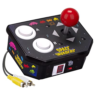TV Games Space Invaders: Toys & Games