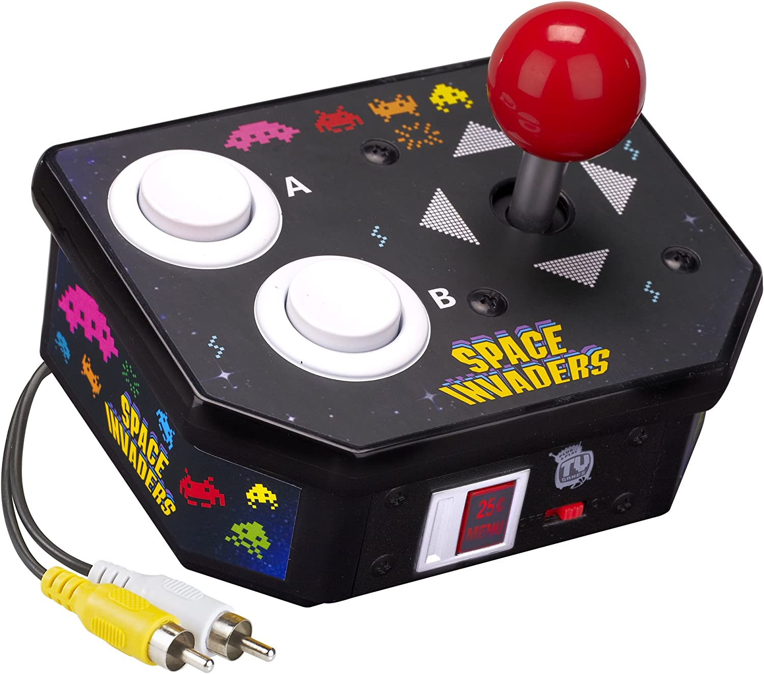 Space Invaders&& Try The Games