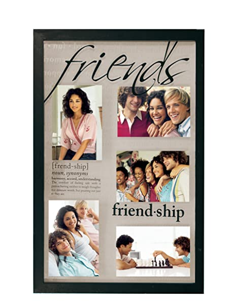Fancy Friendship Collage Picture Frames Gallery - Picture Frame ...